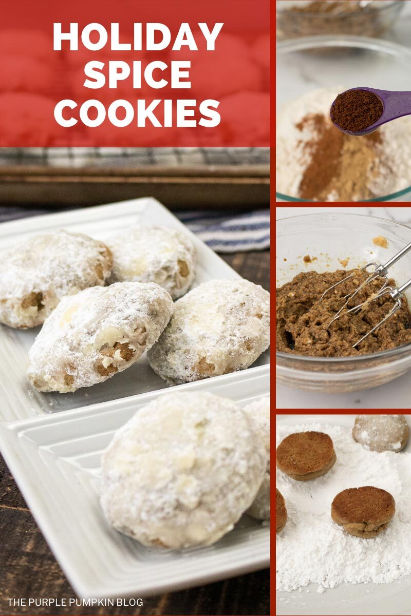 Holiday Spice Cookies Recipe