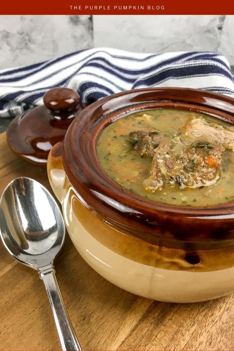 Pork & Beans Soup Recipe