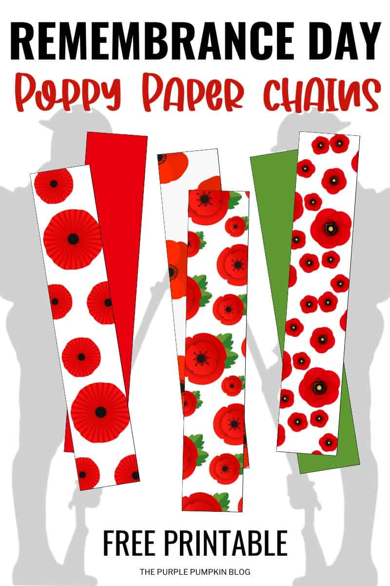 Remembrance-Day-Poppy-Paper-Chains-Free-Printable