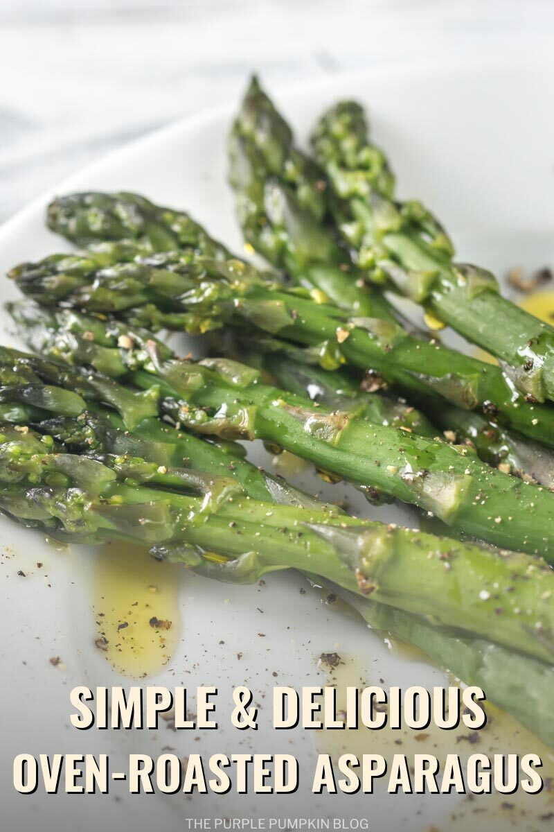 Simple & Delicious Oven-Roasted Asparagus
