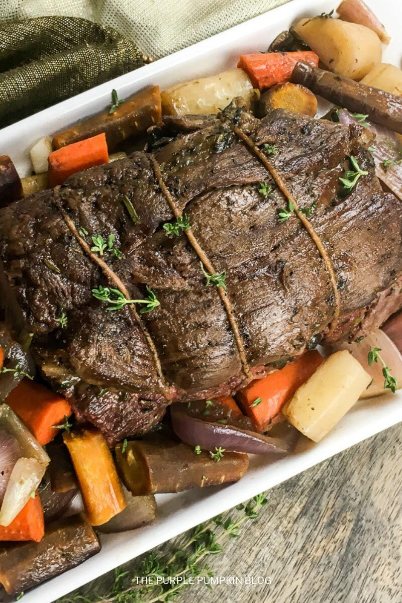 Stuffed Beef Tenderloin Recipe