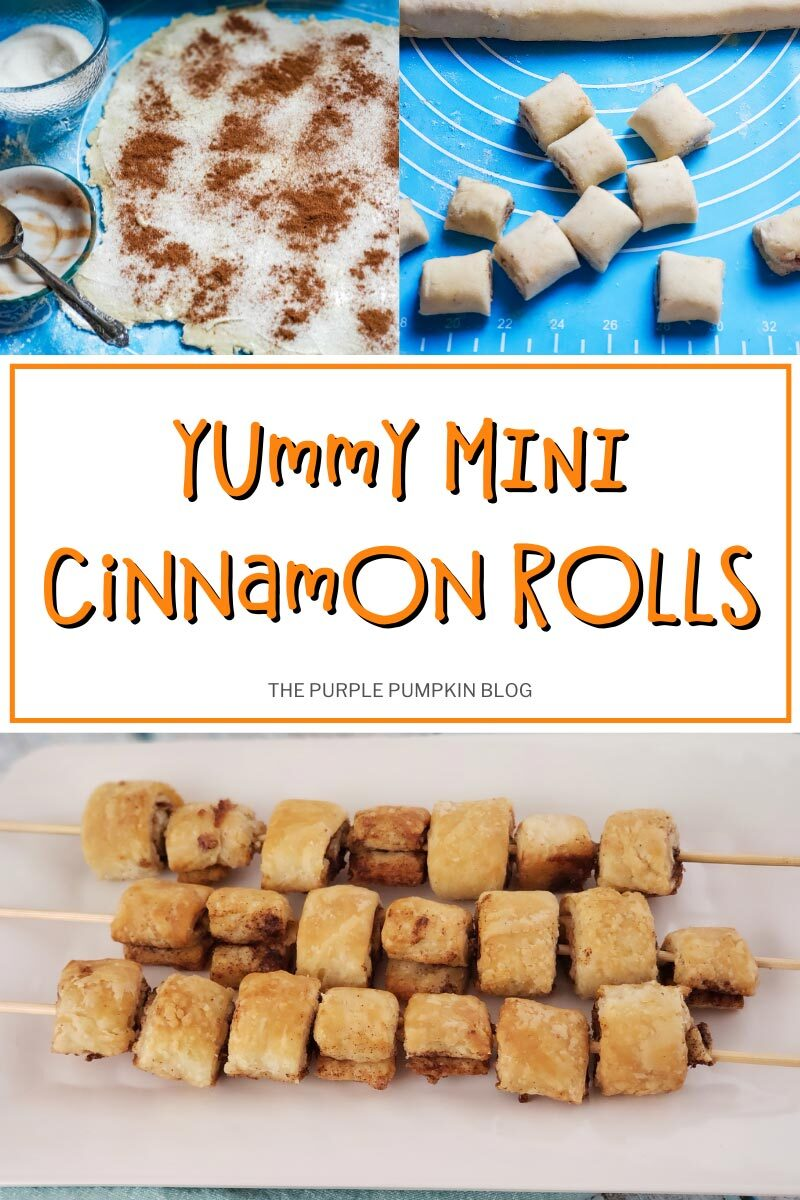 Yummy Mini Cinnamon Rolls