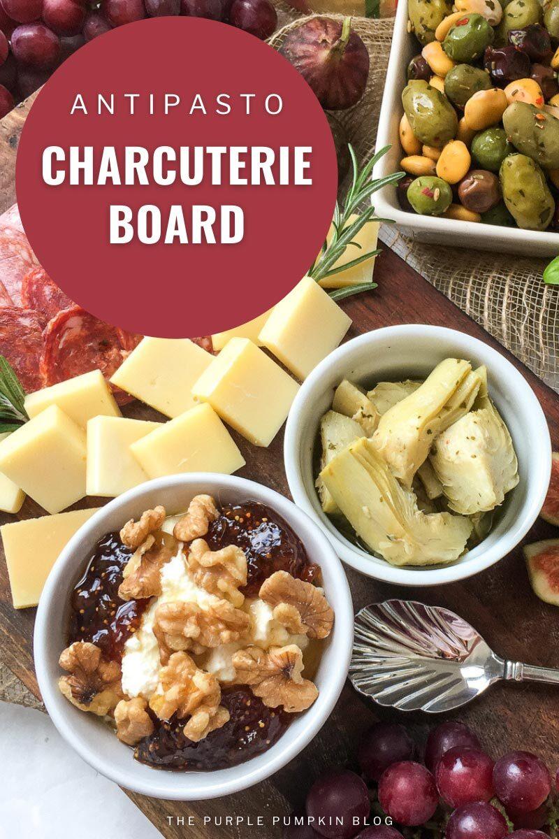 Antipasto Charcuterie Board