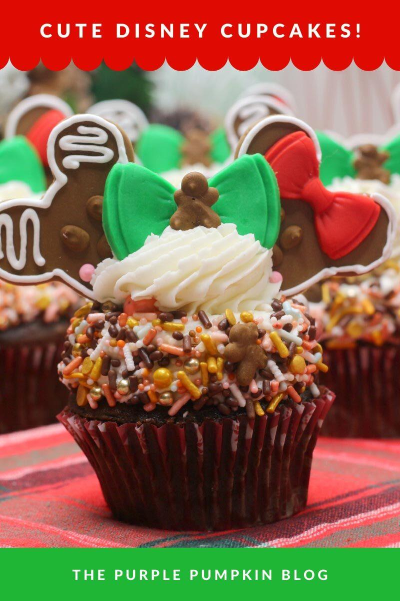 Cute Disney Cupcakes