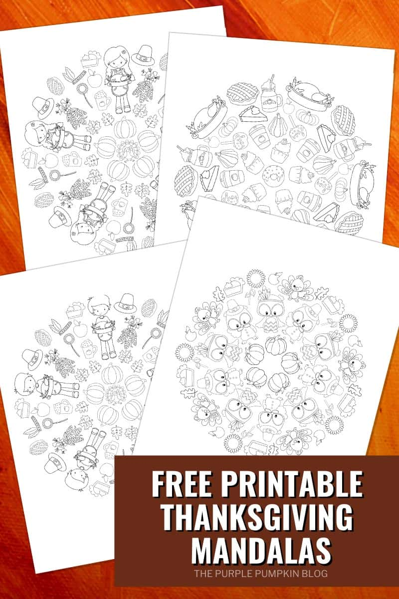 Free-Printable-Thanksgiving-Mandalas