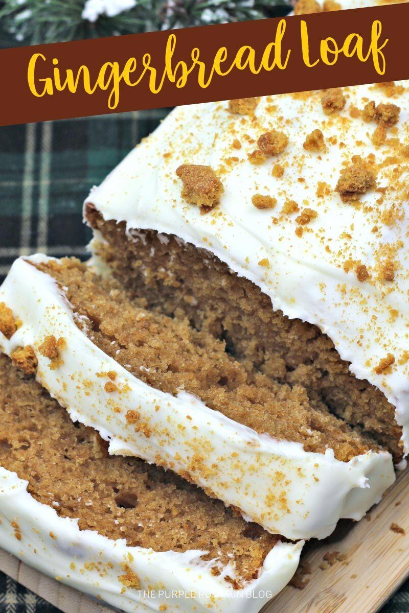 Gingerbread Loaf Recipe