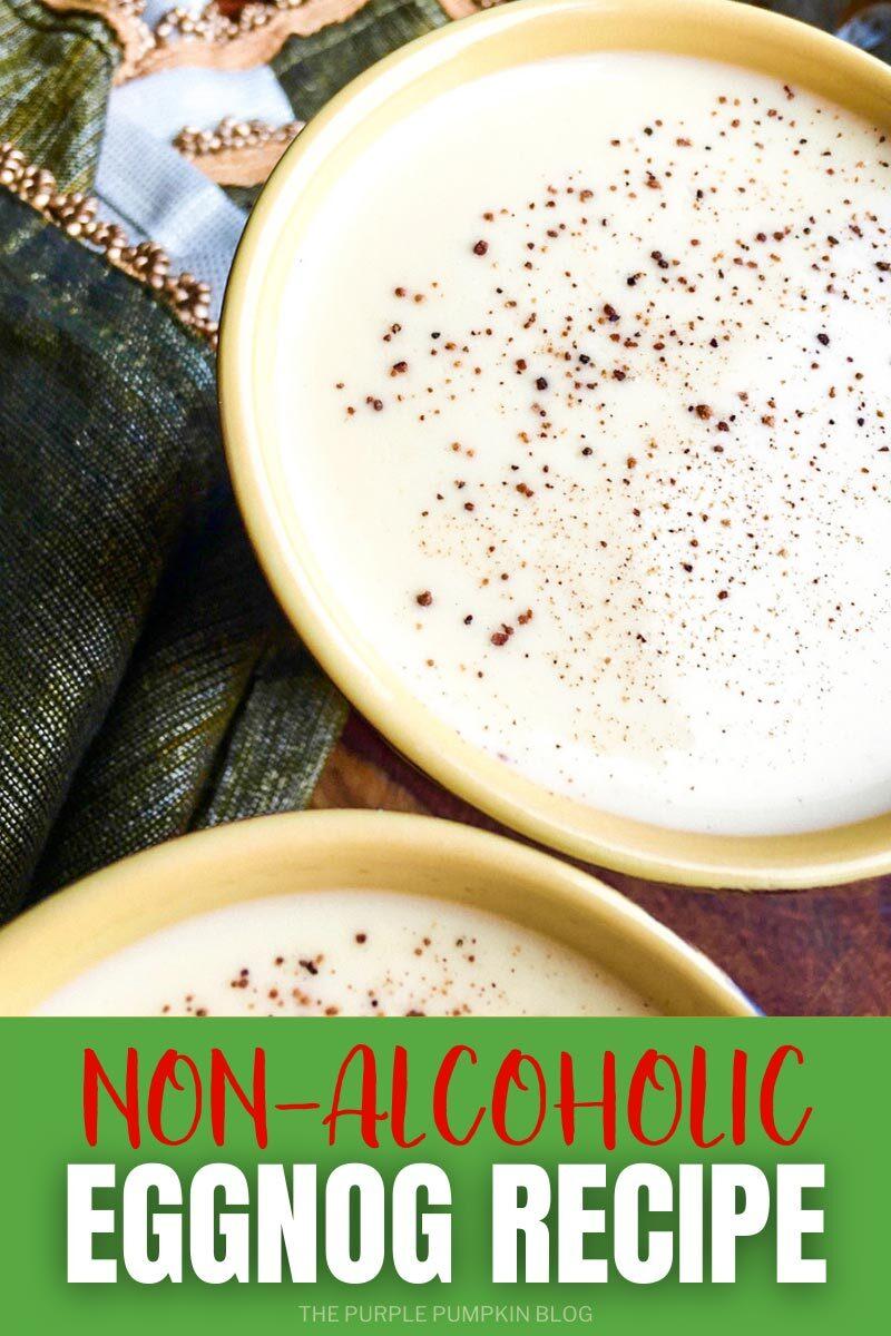 Non-Alcoholic Eggnog Recipe