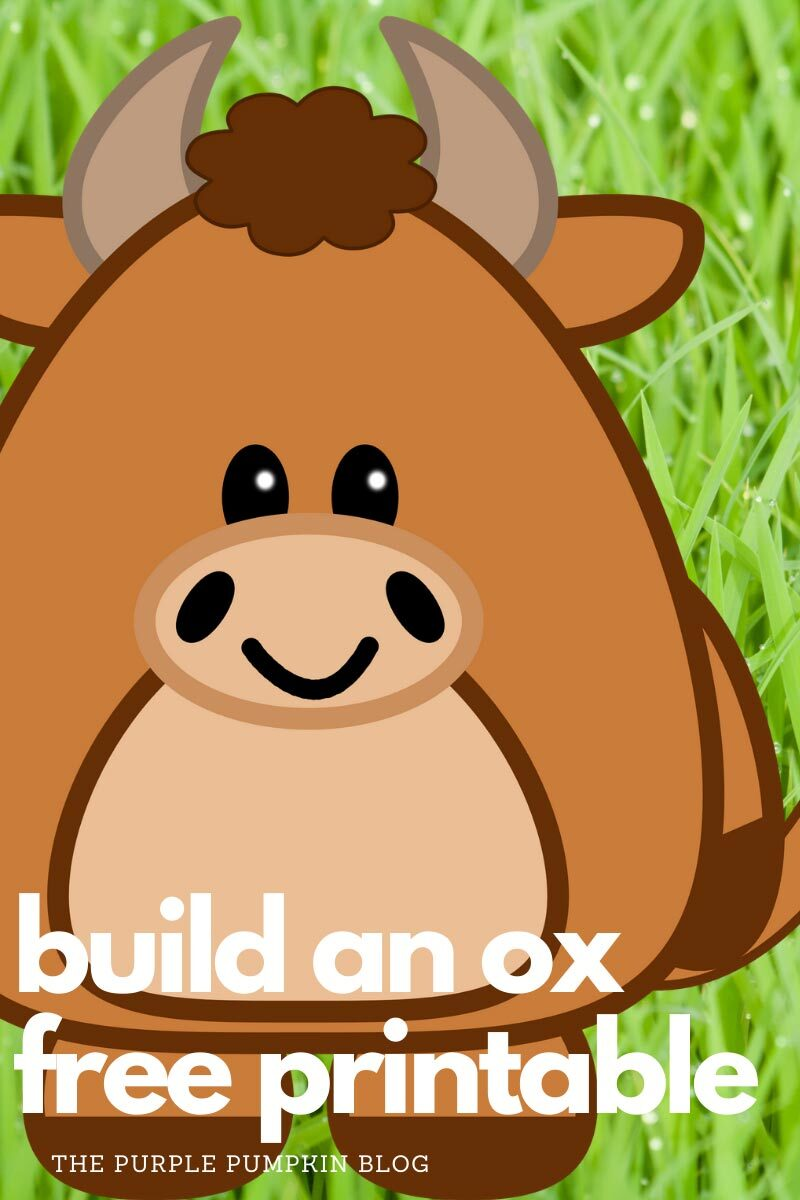 Build an Ox Free Printable Download