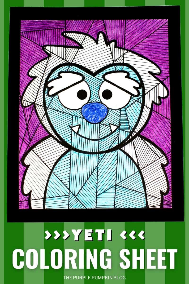 Yeti-Coloring-Sheet