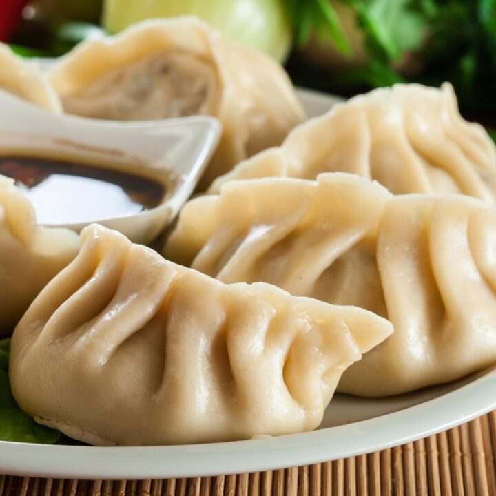 Chinese Boiled Pork Dumplings Recipe