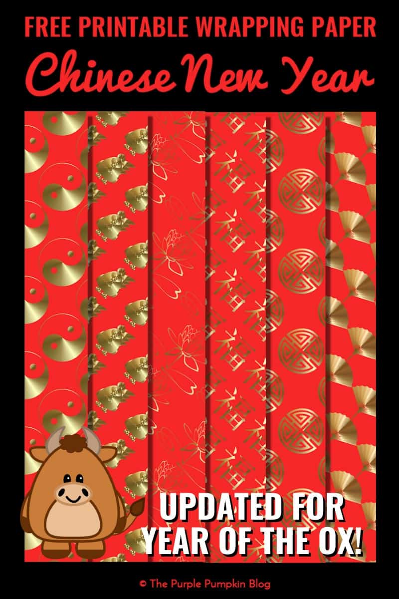 Chinese-New-Year-Wrapping-Paper-Year-of-the-Ox