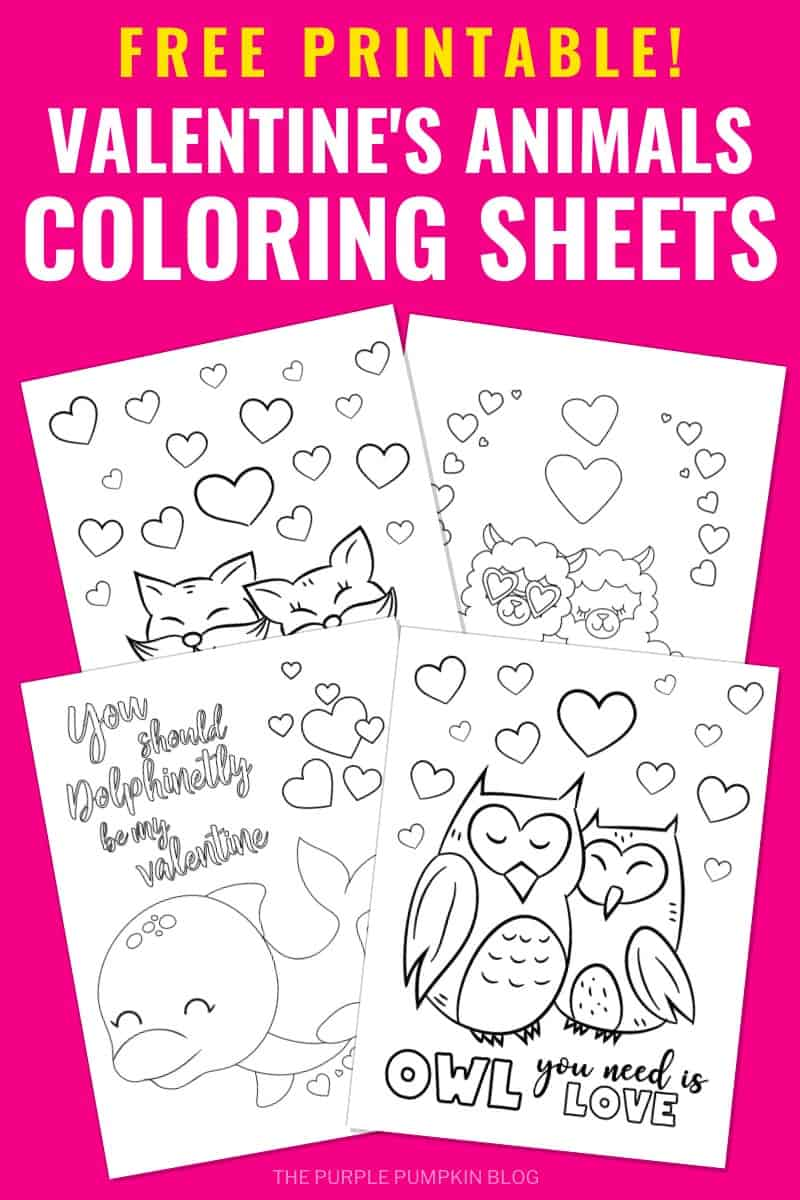 Free-Printable-Valentines-Day-Animals-Coloring-Sheets