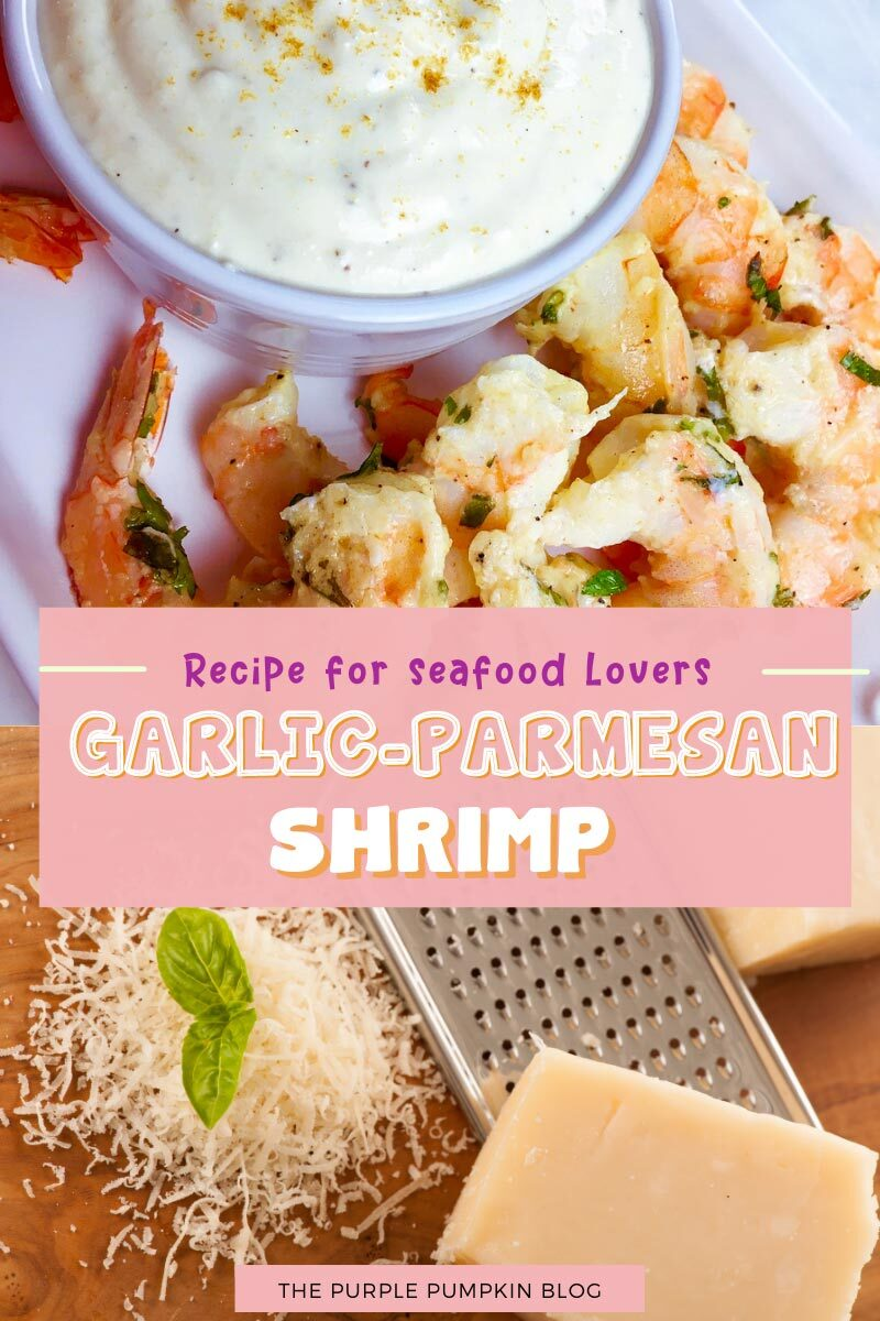 Garlic-Parmesan Shrimp - Recipe for Seafood Lovers
