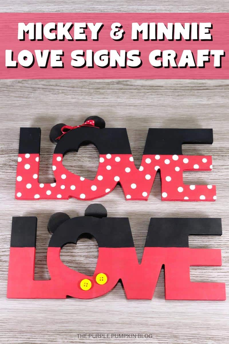 Mickey-Minnie-Love-Signs-Disney-Craft