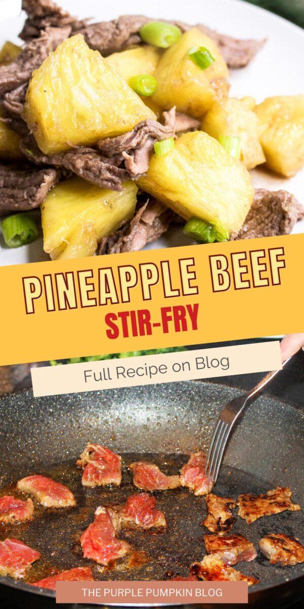 Paleo Pineapple Beef Stir-Fry Recipe
