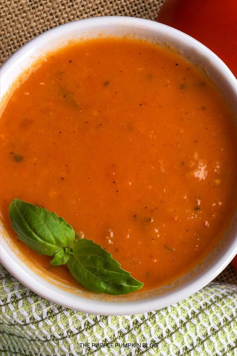 Recipe for Tomato & Fennel Soup