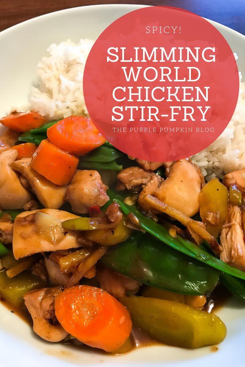 Slimming World Chicken Stir-Fry