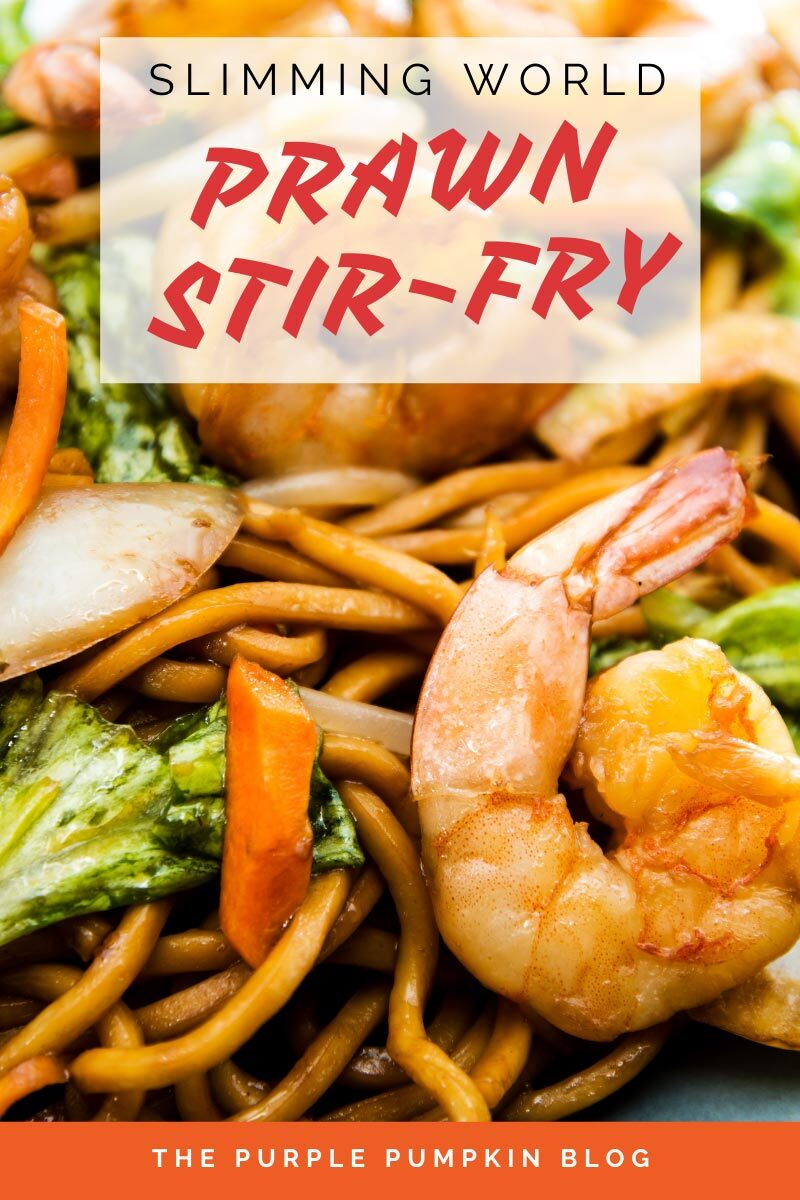 Slimming World Prawn Stir-Fry