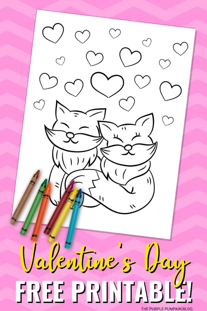 Valentine's Day Free Printable