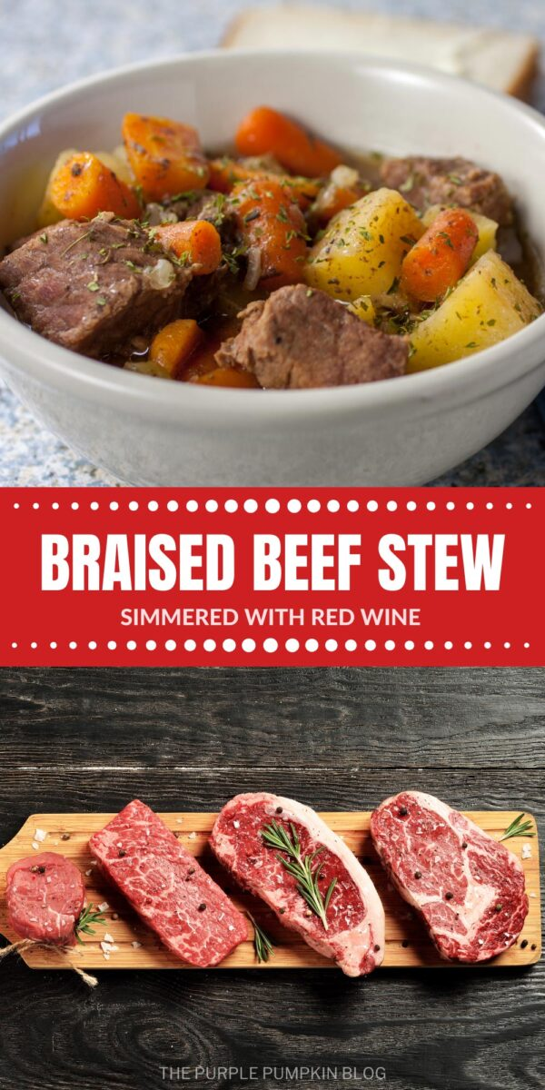 Braised Beef & Wine Stew