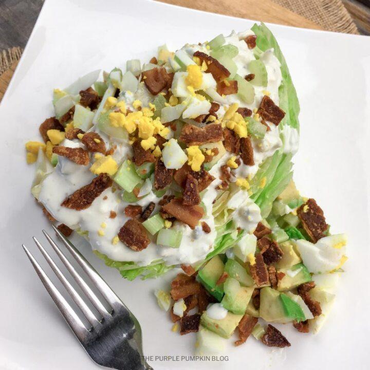 Lettuce Wedge Salad Recipe