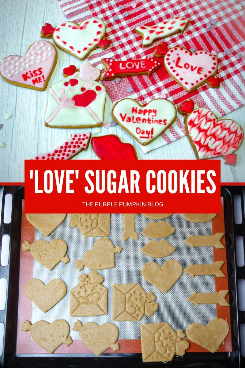 Love Sugar Cookies