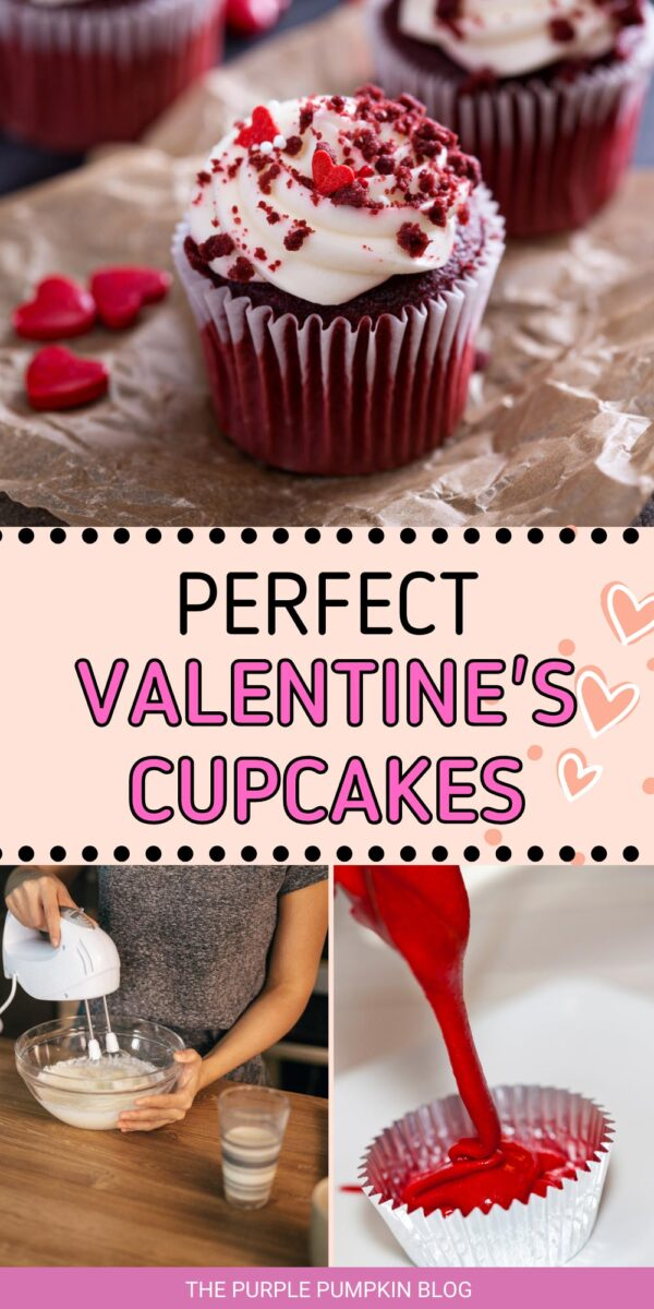 Perfect Valentine's Cupcakes