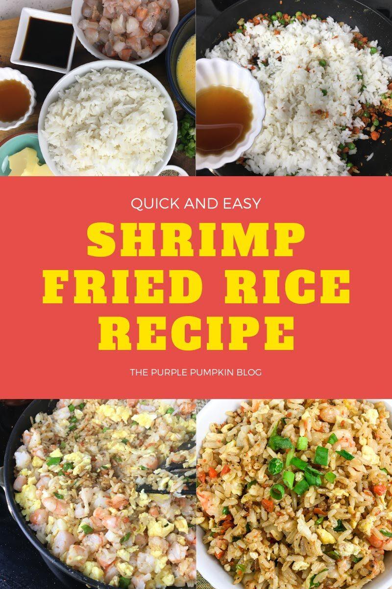 Quick & Easy Shrimp Fried Rice Recipe