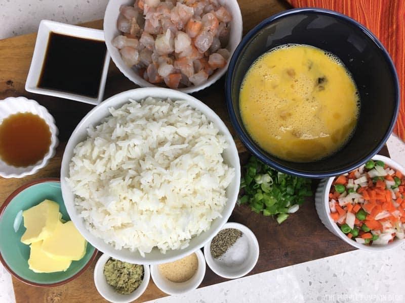 Quick Shrimp Fried Rice Recipe