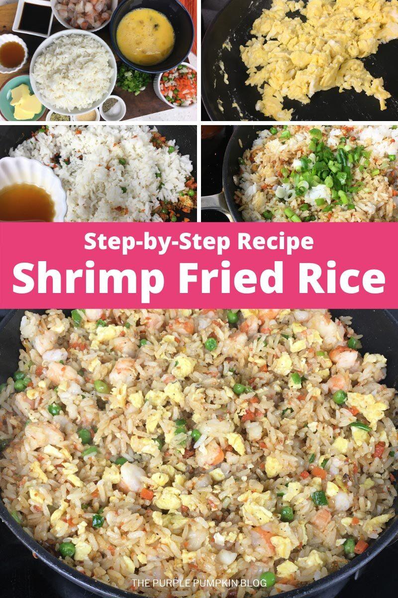 Shrimp Fried Rice - Step-by-Step Recipe