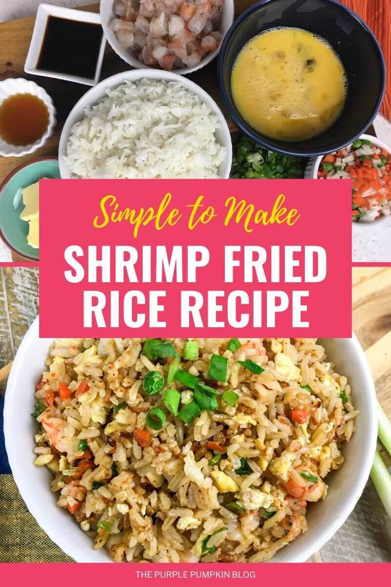 Simple to Make Shrimp Fried Rice Recipe