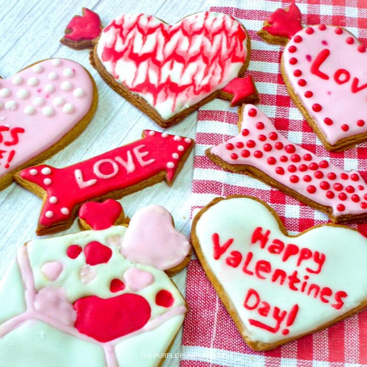 Valentines Day Cookies Recipe