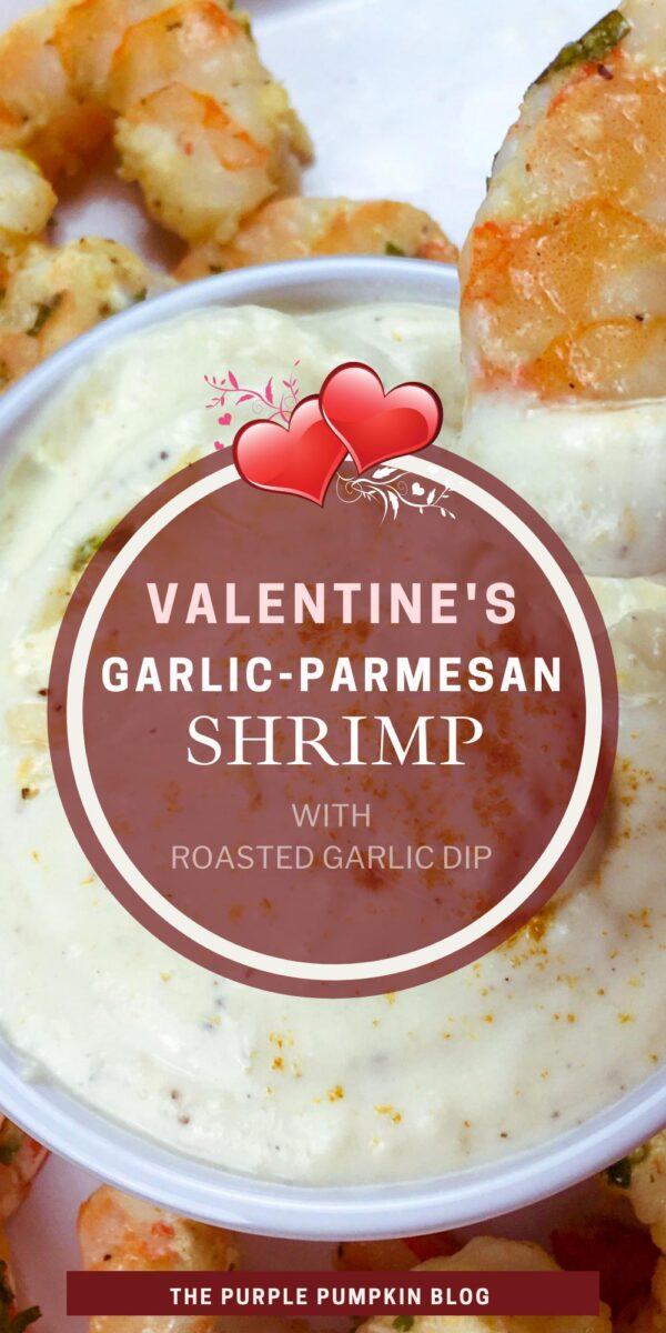 Valentine's Garlic-Parmesan Shrimp