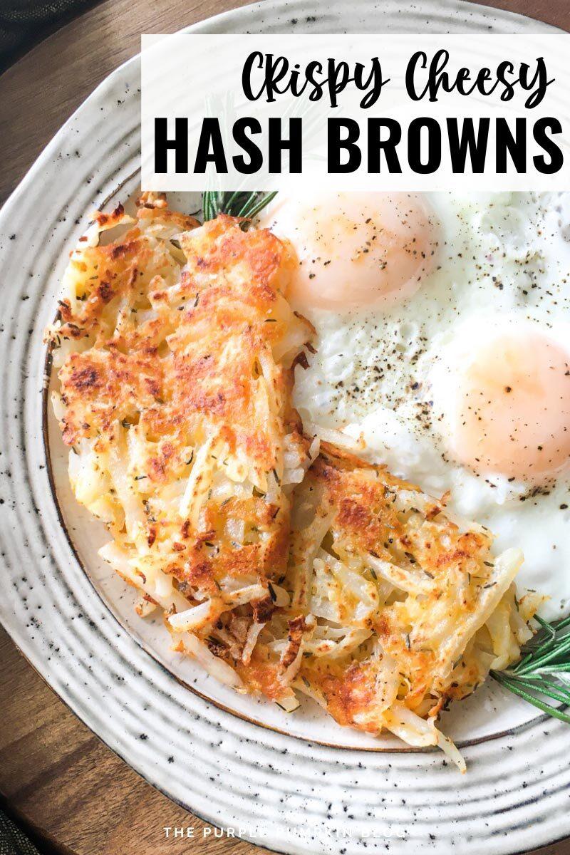 Crispy Cheesy Hash Browns Recipe