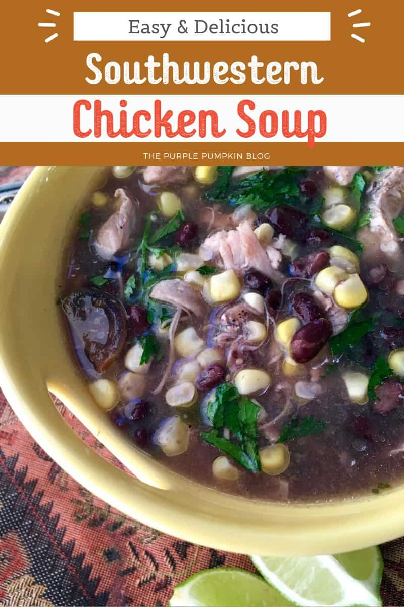Easy-Delicious-Southwestern-Chicken-Soup