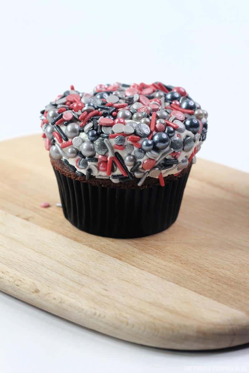 FATWS Cupcakes Sprinkles Layer