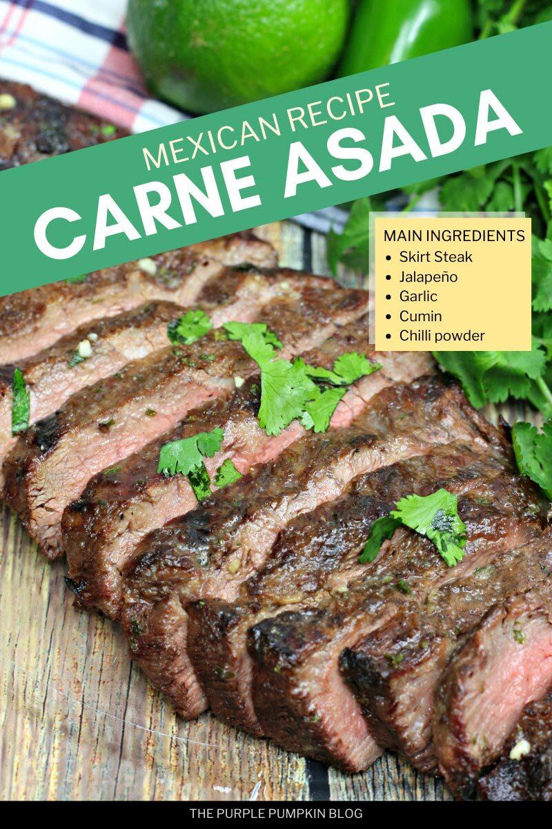 Mexican Recipe - Carne Asada