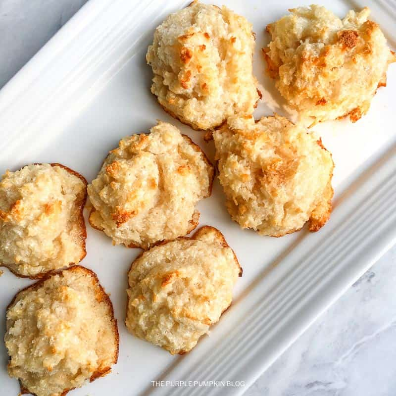 Passover Recipe for Coconut Macaroons