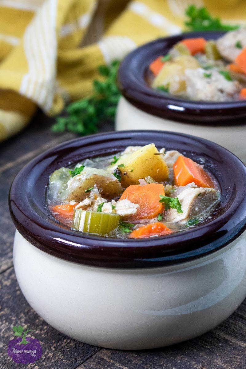 Recipe for Chicken & Vegetable Stew