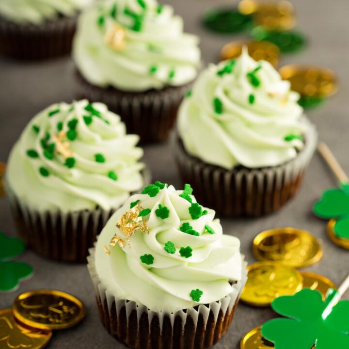 Recipe for Chocolate Guinness Cupcakes