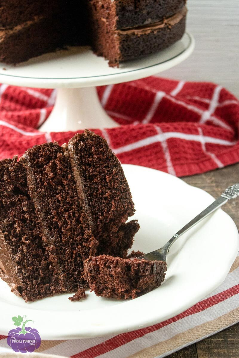 Recipe for Chocolate Layer Cake