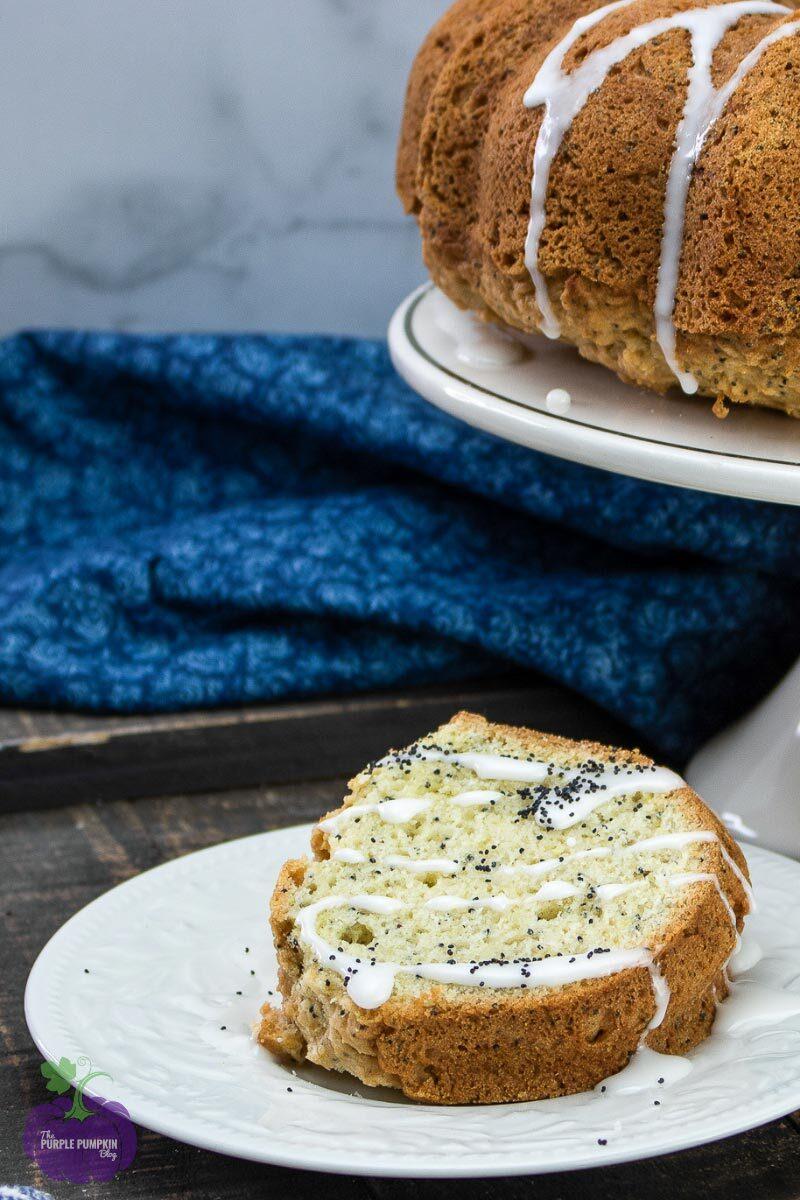 Recipe for Lemon Poppy Seed Coffee Cake