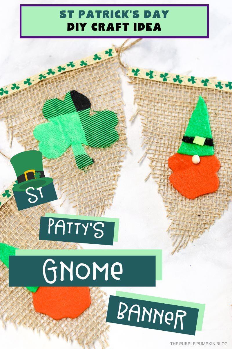 St Patrick's Day DIY Craft Idea