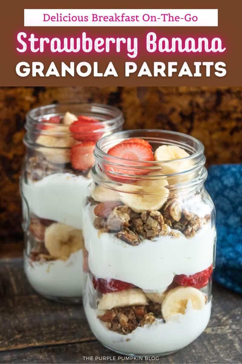 Strawberry-Banana-Granola-Parfaits-for-Breakfast-On-The-Go