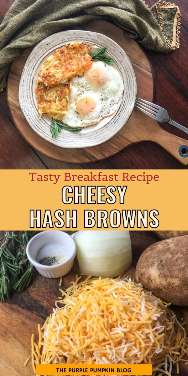 Tasty Cheese Hash Browns Recipe