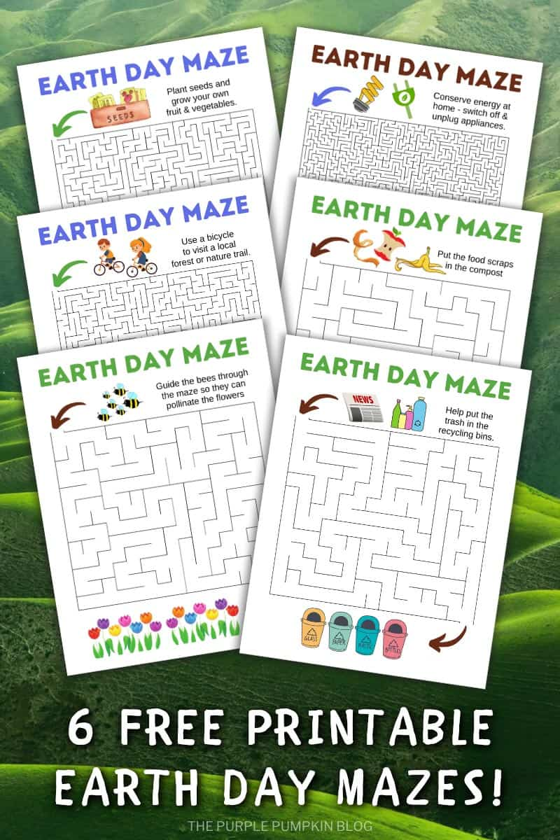 6-Free-Printable-Earth-Day-Mazes