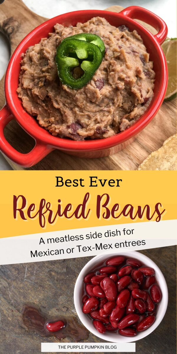 Best Ever Refried Beans