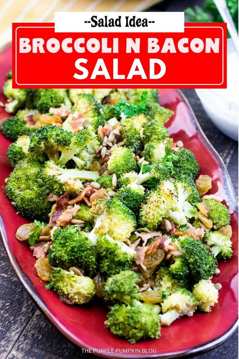 Broccoli'n' Bacon Salad