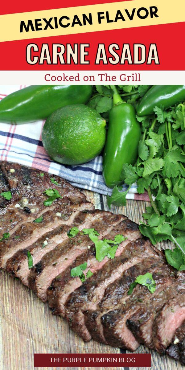 Carne Asada - Mexican Flavor