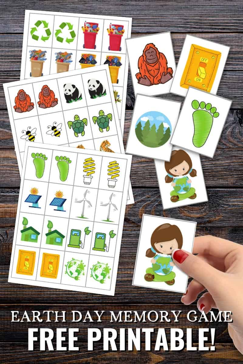 Free-Earth-Day-Memory-Game-Printable